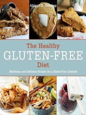 cover image of The Healthy Gluten-Free Diet
