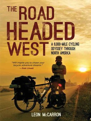 cover image of The Road Headed West