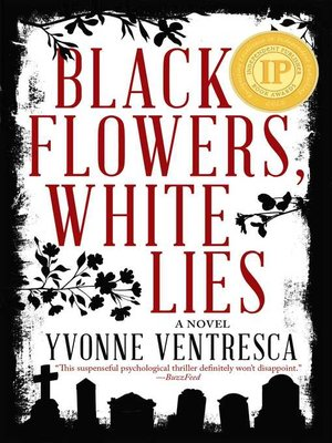 cover image of Black Flowers, White Lies