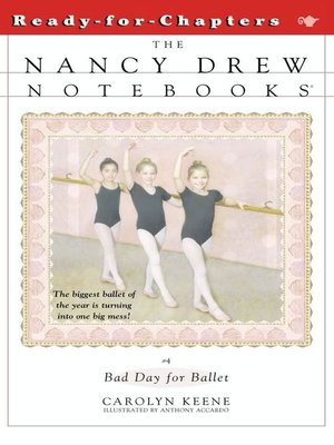 cover image of Bad Day for Ballet