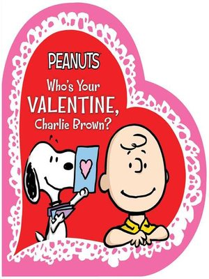 cover image of Who's Your Valentine, Charlie Brown?