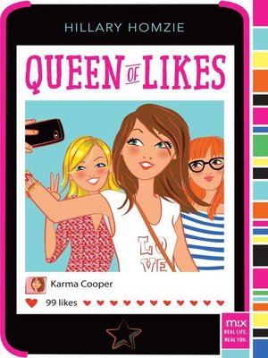 cover image of Queen of Likes