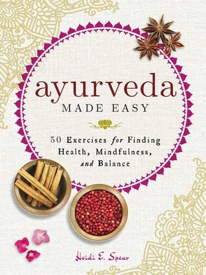 cover image of Ayurveda Made Easy