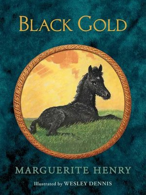 cover image of Black Gold