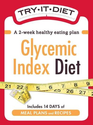 cover image of Try-It Diet