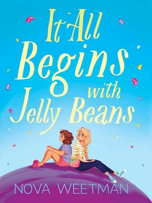 cover image of It All Begins with Jelly Beans