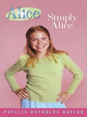 cover image of Simply Alice