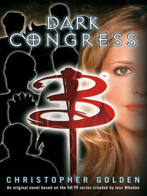 cover image of Dark Congress