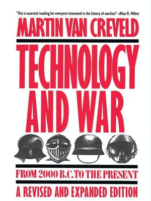 cover image of Technology and War