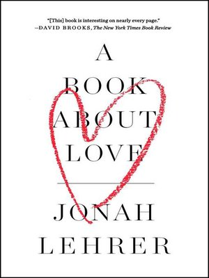 cover image of A Book About Love