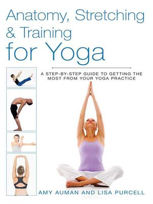 cover image of Anatomy, Stretching & Training for Yoga