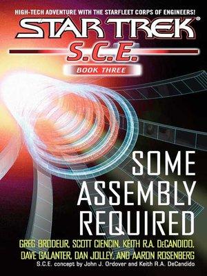 cover image of SCE Omnibus Book 3