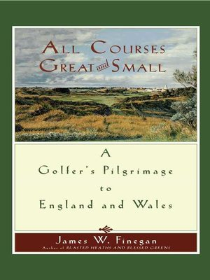 cover image of All Courses Great and Small
