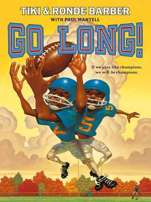 cover image of Go Long!