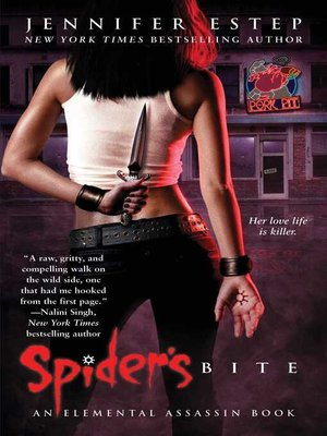 cover image of Spider's Bite
