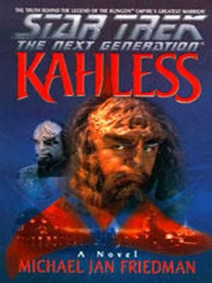 cover image of Kahless
