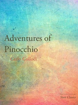 cover image of Adventures of Pinocchio