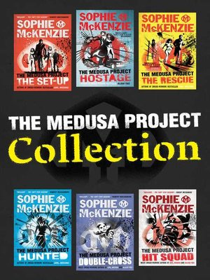 cover image of The Medusa Project Collection