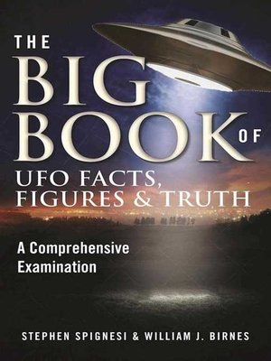 cover image of The Big Book of UFO Facts, Figures & Truth