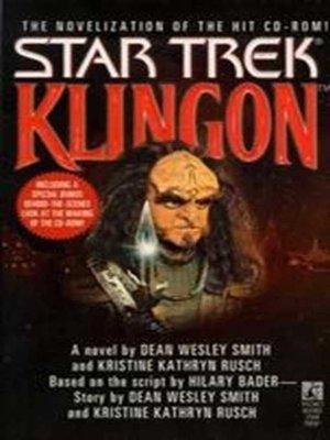cover image of Klingon
