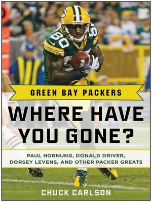cover image of Green Bay Packers