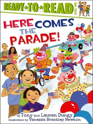 cover image of Here Comes the Parade!