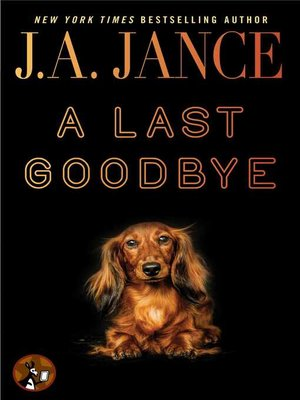 cover image of A Last Goodbye