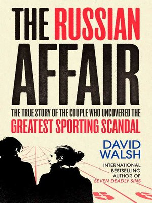 cover image of The Russian Affair
