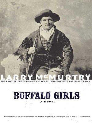 cover image of Buffalo Girls