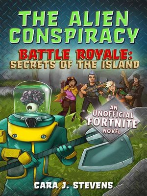 cover image of The Alien Conspiracy
