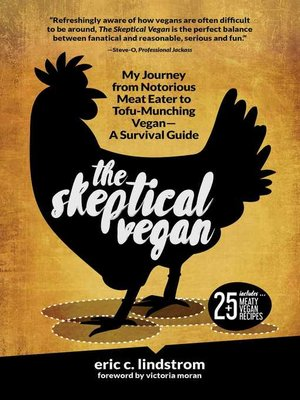 cover image of The Skeptical Vegan