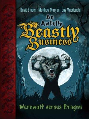 cover image of Werewolf versus Dragon