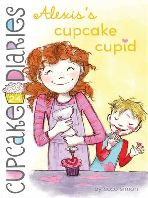 cover image of Alexis's Cupcake Cupid