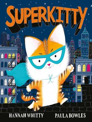 cover image of Superkitty