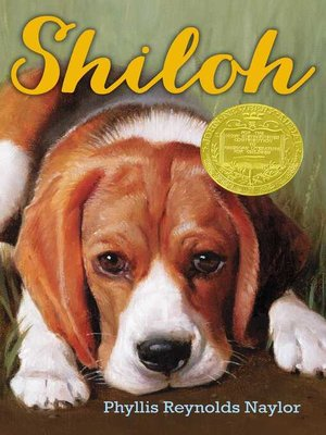 cover image of Shiloh