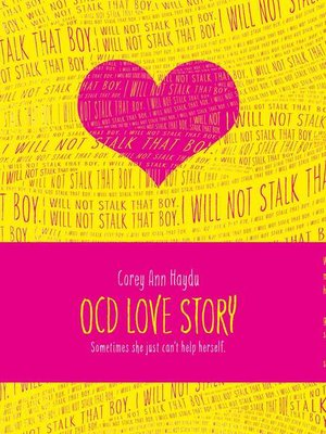 cover image of OCD Love Story