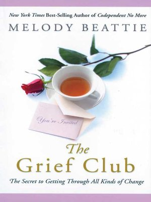 cover image of The Grief Club