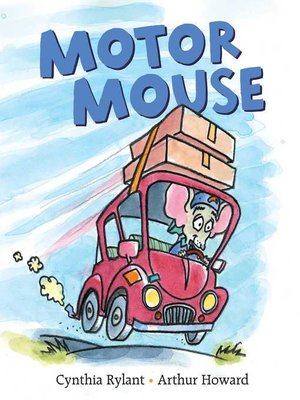 cover image of Motor Mouse