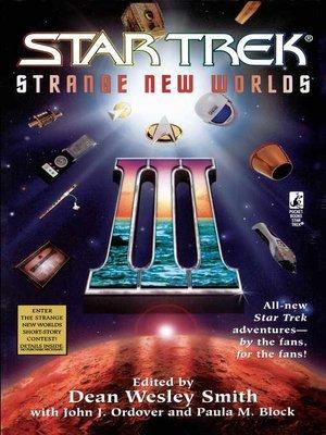 cover image of Strange New Worlds III