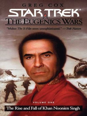 cover image of The Eugenics Wars, Vol. 1