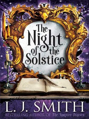 cover image of Night of the Solstice