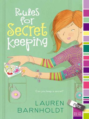 cover image of Rules for Secret Keeping