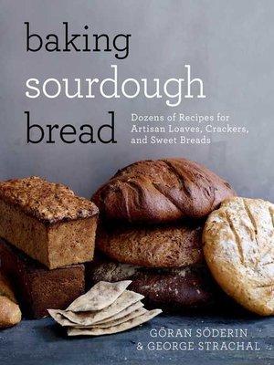 cover image of Baking Sourdough Bread
