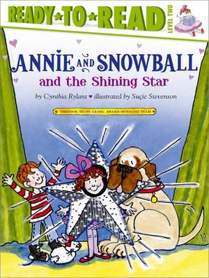cover image of Annie and Snowball and the Shining Star