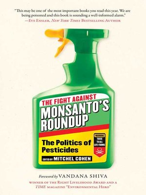 cover image of The Fight Against Monsanto's Roundup