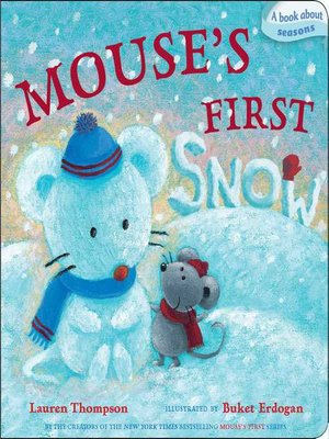 cover image of Mouse's First Snow