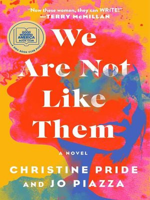 cover image of We Are Not Like Them