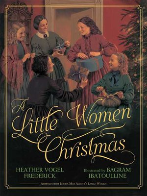 cover image of A Little Women Christmas