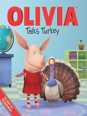 cover image of Olivia Talks Turkey