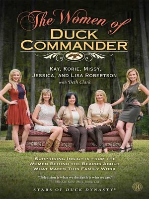cover image of The Women of Duck Commander